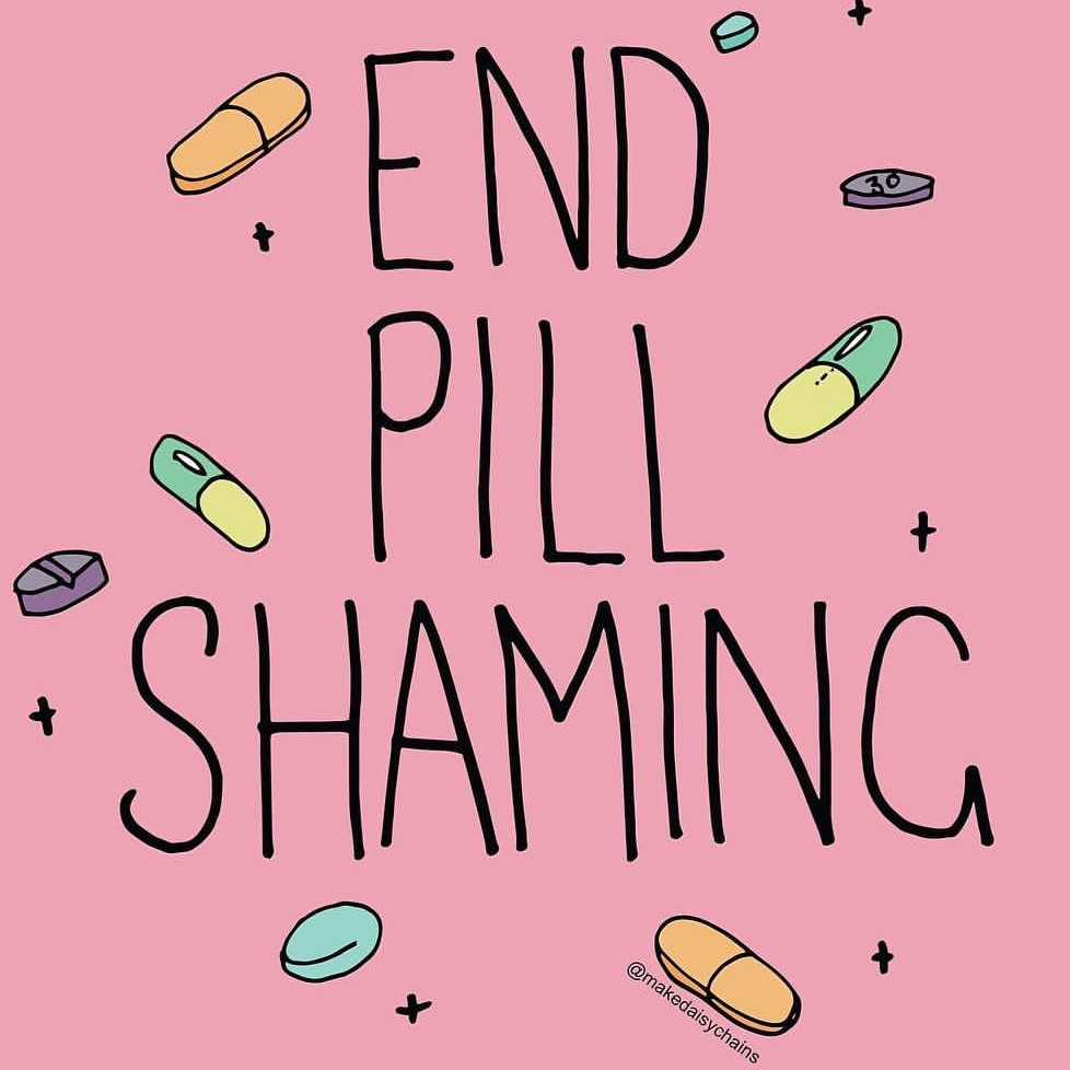 SSRIs mental health medication end pill shaming antidepressants
